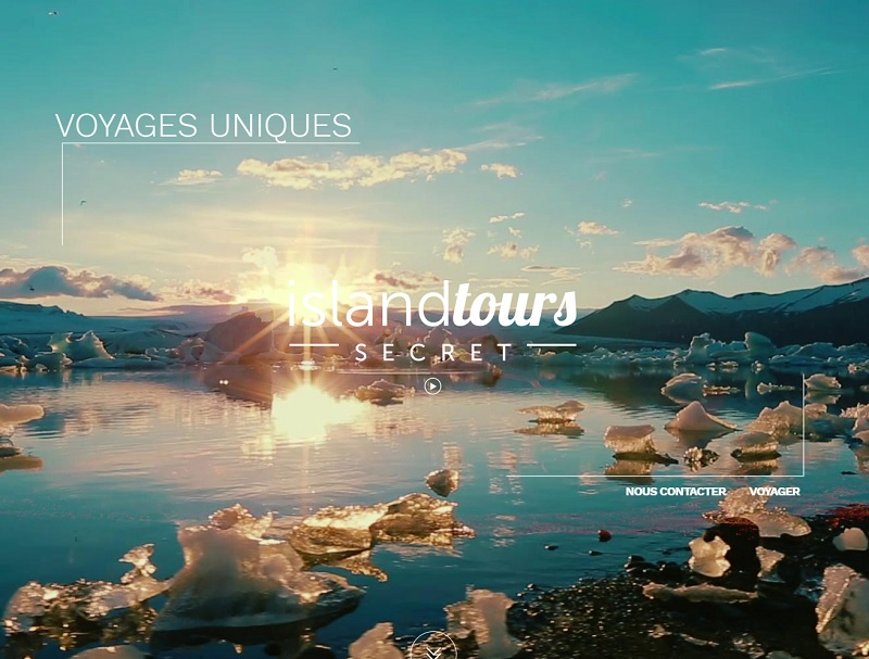 Une nouvelle marque, Secret, est dédiée aux expériences de voyage uniques - DR : Island Tours