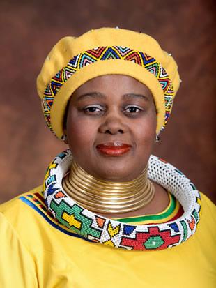 Nkhensani Kubayi-Ngubane - DR