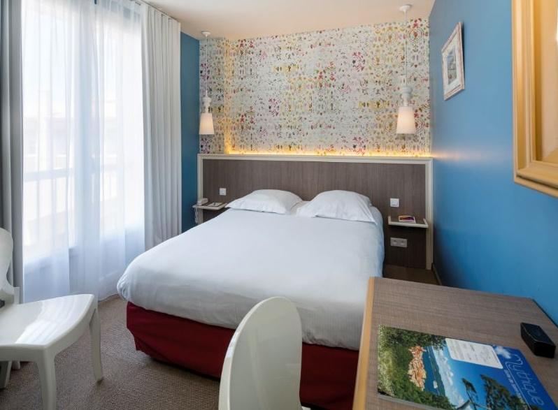 Chaque chambre de l'hôtel Matisse Sure Hotel Collection by Best Western arbore une décoration unique - DR : Best Western