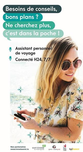 Travel Assist vise les 3 millions d'euros de chiffre d'affaires en 2024 - Crédit photo : Travel Assist