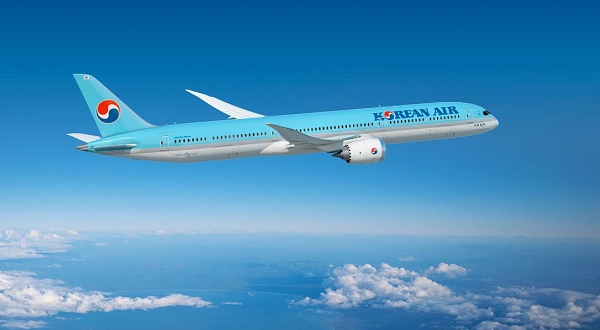 Korean Air remplace ses A330 par des Boeing 787 - Crédit photo : Korean Air