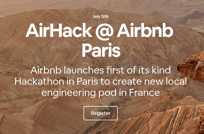Airbnb recrute 5 développeurs en France - DR
