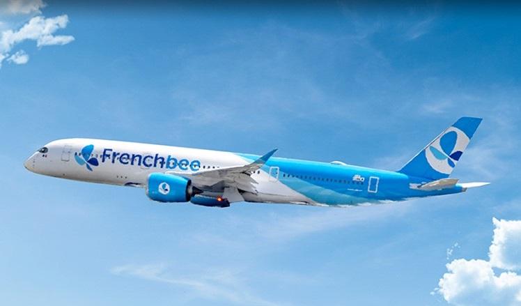 A horizon 2022, French bee opèrera ainsi une flotte de 6 Airbus A350.  Photo Airbus A. Doumenjou Master film