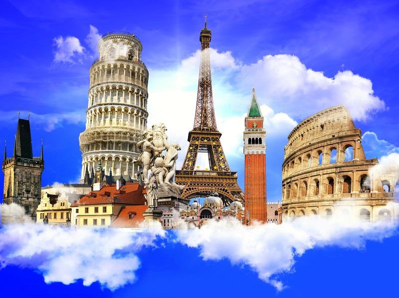 Dans l'hexagone, les Français ont effectué 220 775 000 voyages (affaires et vacances) en 2017 - Depositphotos.com Maugli