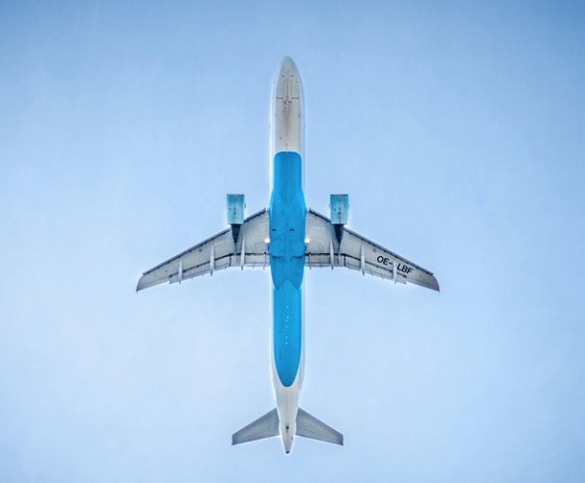 Le transport aérien représenterait actuellement, selon les sources, de 2 à 4% des émissions de CO2 de la planète © DR