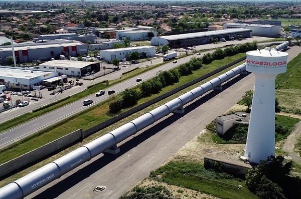 Hyperloop TT : les premiers test à Toulouse et avec des passagers pour bientôt - Crédit photo : Hyperloop
