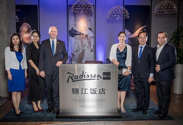 Le Radisson Blu Hotel, Francfort propose une nouvelle gamme de repas et boissons pour les voyageurs sinophones. - DR
