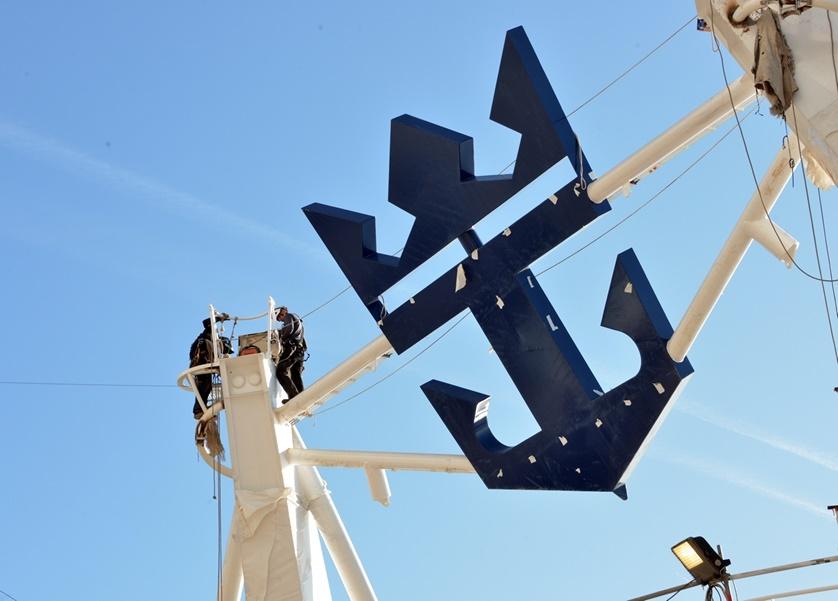 Et de 3 navires au GNL commandés pour Royal Caribbean ! - DR : RCCL