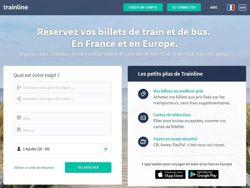 Ce partenariat permet aux clients de Trainline d'obtenir les billets de tous les transporteurs ferroviaires suisses y compris les voyages transfrontaliers - DR