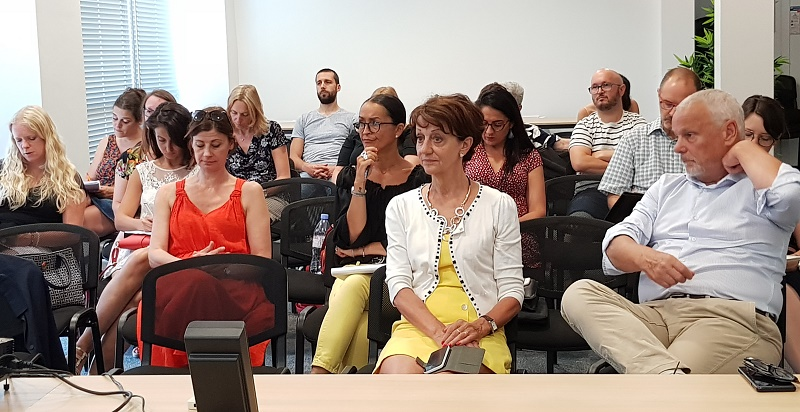 Une trentaine de professionnels ont participé aux deux réunions d'information proposées par EDV Grand Est et animée par Khalid El Wardi, Secrétaire Général de la Médiation Tourisme et Voyage - DR