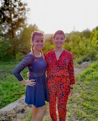 Les deux soeurs ont créé leur agence de voyages par passion - Crédit photo : Boarding box