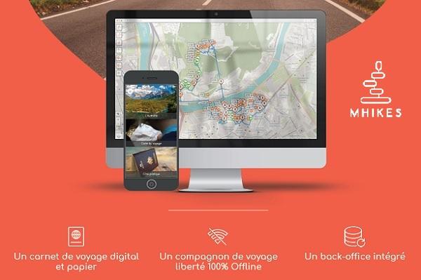 Start-up : Mhikes livre une application clé en main pour les villages vacances - Crédit photo : Mhikes