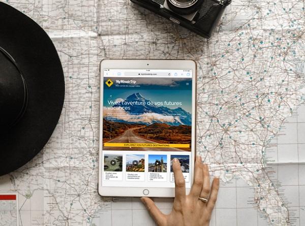 MyMinuteTrip se charge de la vidéo, Pixgrim des photos et Dahub de la visibilité sur le web des destinations - Crédit photo : MyMinuteTrip
