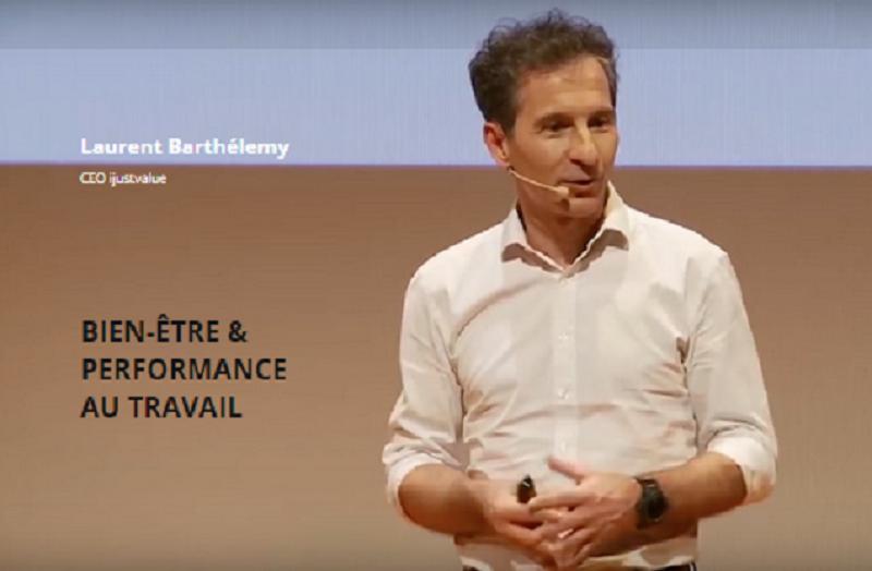 Laurent Barthélemy, co-fondateur et président de ijustvalue. - DR