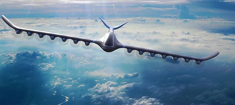 HES Energy Systems travaille sur le projet d'avion à hydrogène Element One - DR
