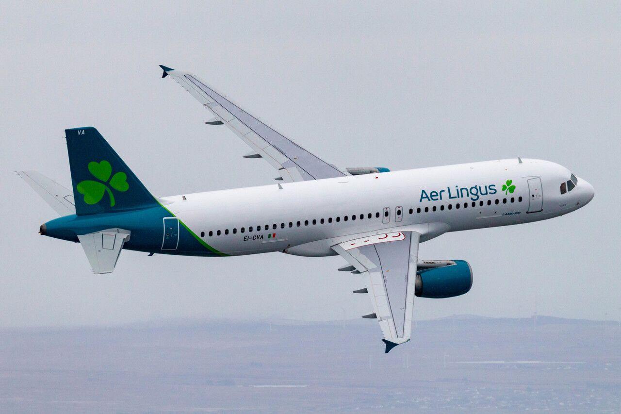 Cet été, la compagnie augmente ses capacités vers Cork et Dublin au départ de 10 villes françaises - DR : Aer Lingus