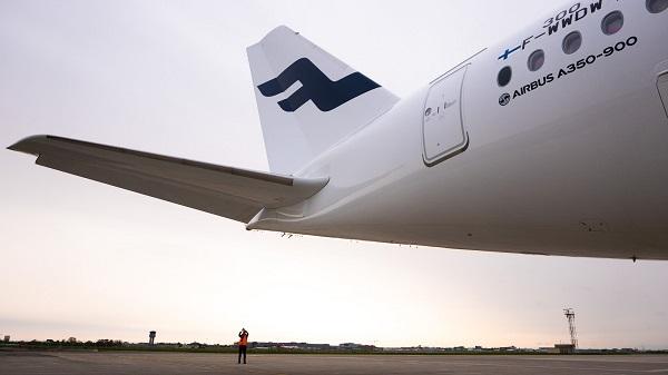 """Finnair : dans un """"environnement volatil"""" la compagnie reverdie - Crédit photo : Finnair"""
