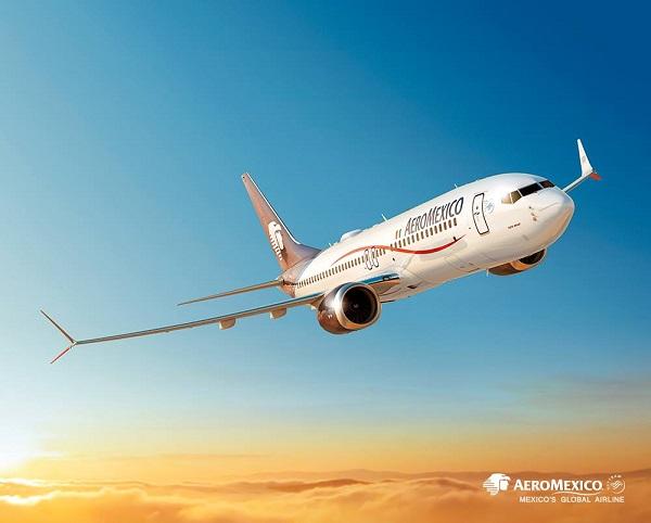 Aeromexico augmente ses capacités sur la ligne Barcelone - Mexico - Crédit photo : Aeromexico