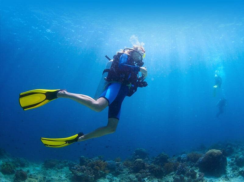 snorking, plongée, en famille ou pour avancés – crédit photo : Mio Palmo Plongée