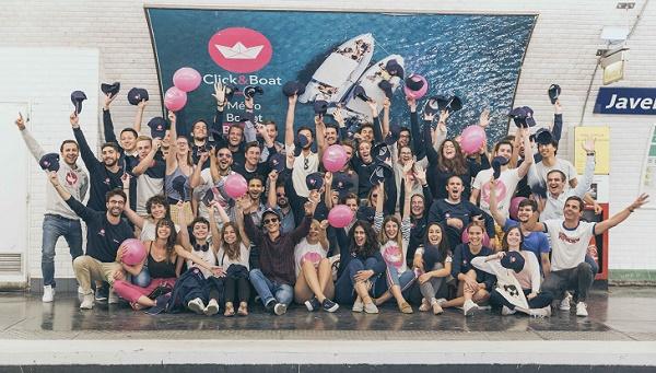 "Click&Boat vient d'acquérir l'OTA ""Océans Voyages"" - Crédit photo : Click&Boat"