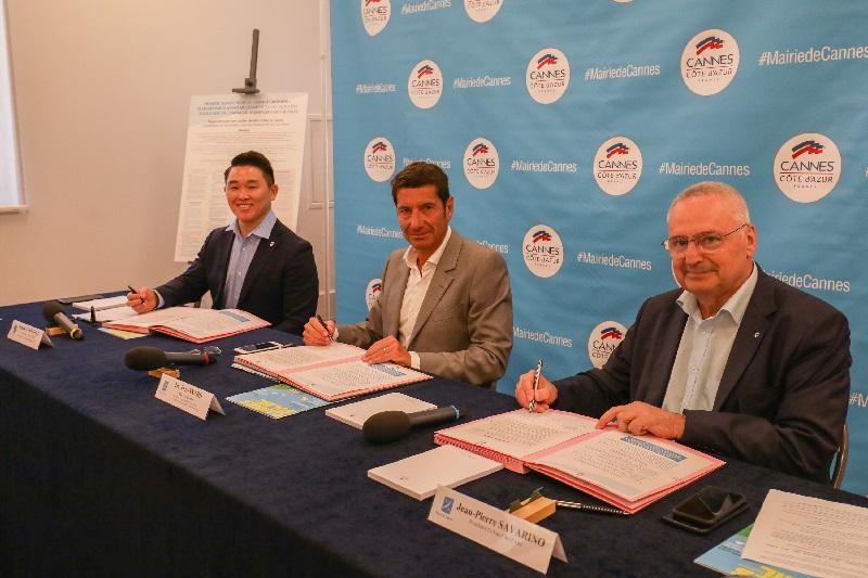 Actions durables : Norwegian Cruise Line signe une charte avec Cannes