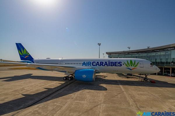 Guyane : Air Caraïbes ajoute une nouvelle rotation vers Cayenne - Crédit photo : Air Caraïbes