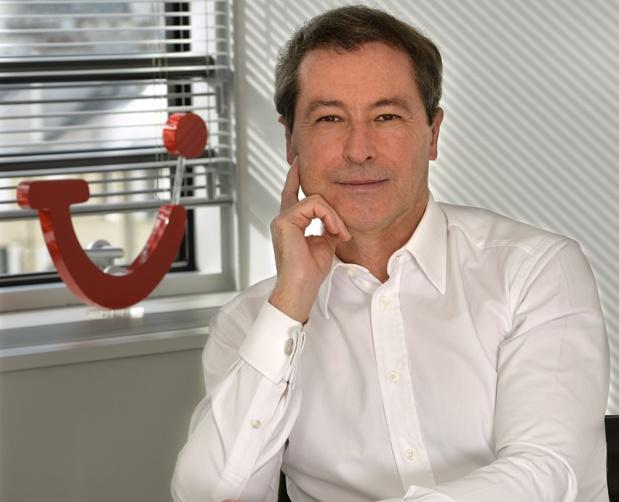 Pascal de Izaguirre quitte ses fonctions de PDG de TUI France mais reste à la tête de Corsair - DR TUI