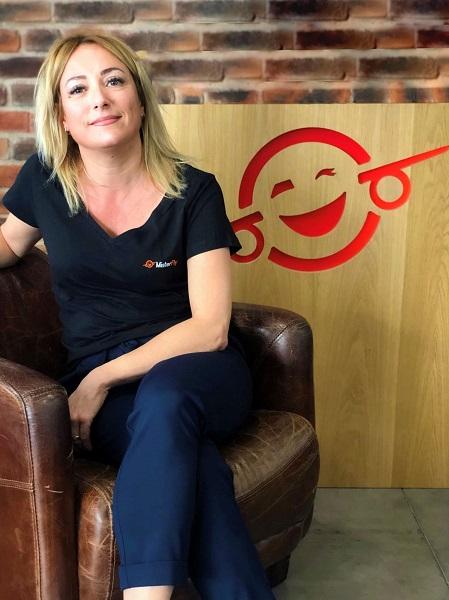 Céline Etienne nommée directrice des services clients - DR