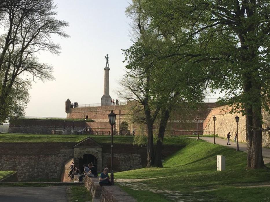 Un des monuments historiques les plus importants de la République de Serbie /crédit photo DR