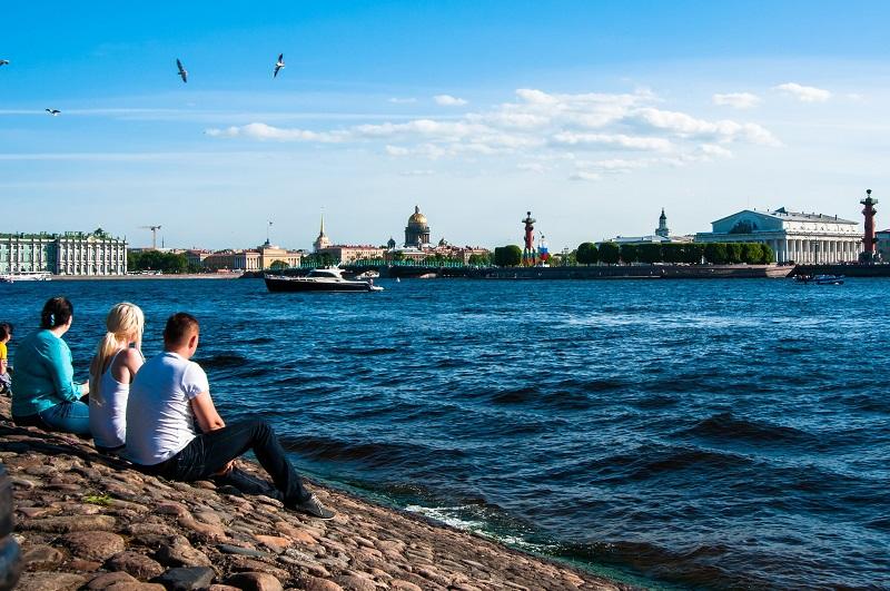 L'e-Visa débarque à Saint-Pétersbourg - photo: @Pixabay