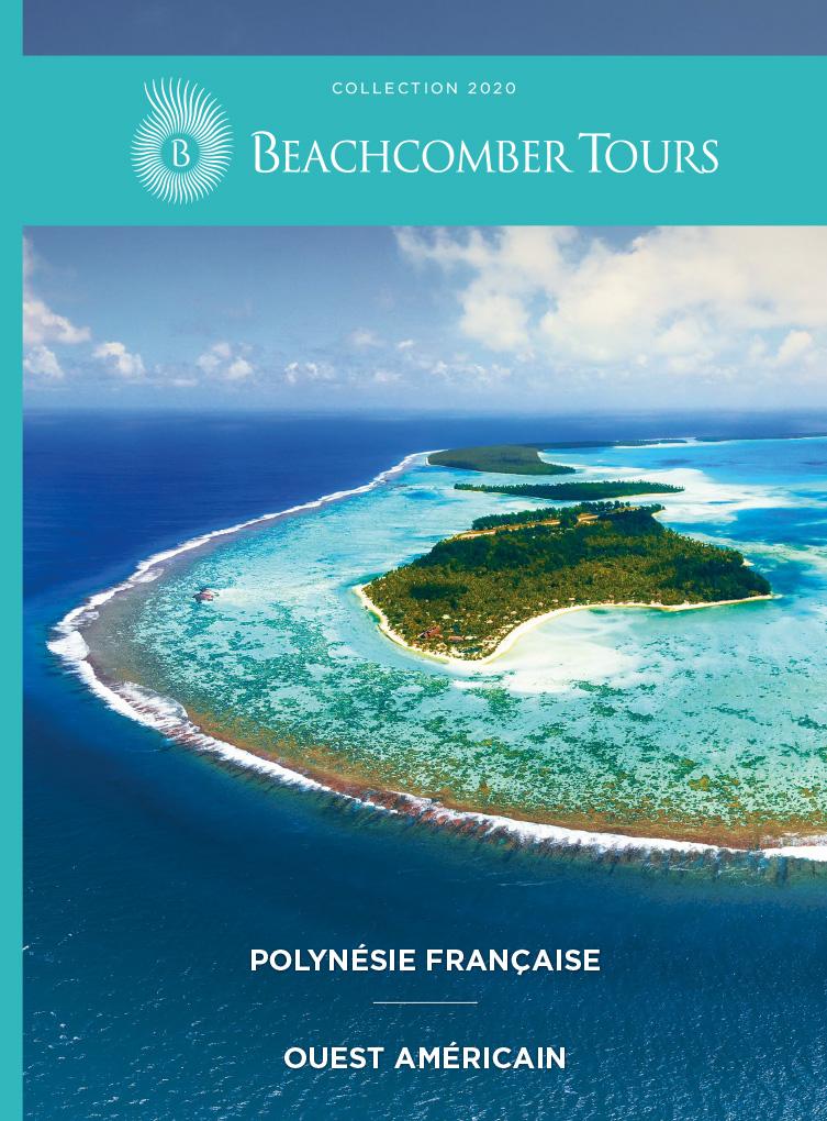 La brochure Polynésie et Etats-Unis - DR
