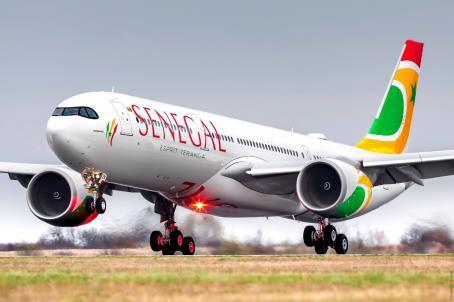 DR : Air Senegal