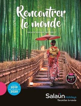 """La brochure """"Rencontrer le Monde"""" - DR"""