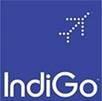 Le logo de la compagnie IndiGo - DR