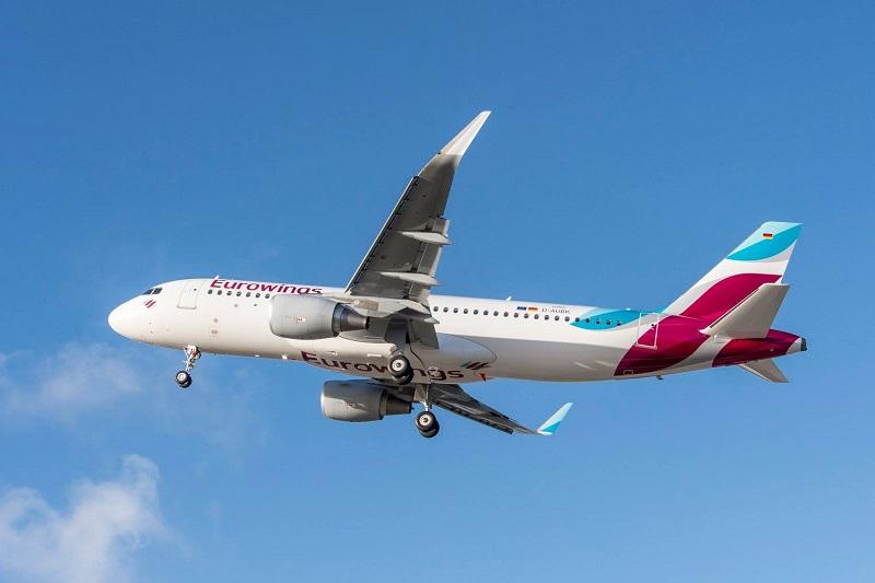 Lufthansa mise sur l'Amérique du Nord en 2020 - Crédit photo : Eurowings