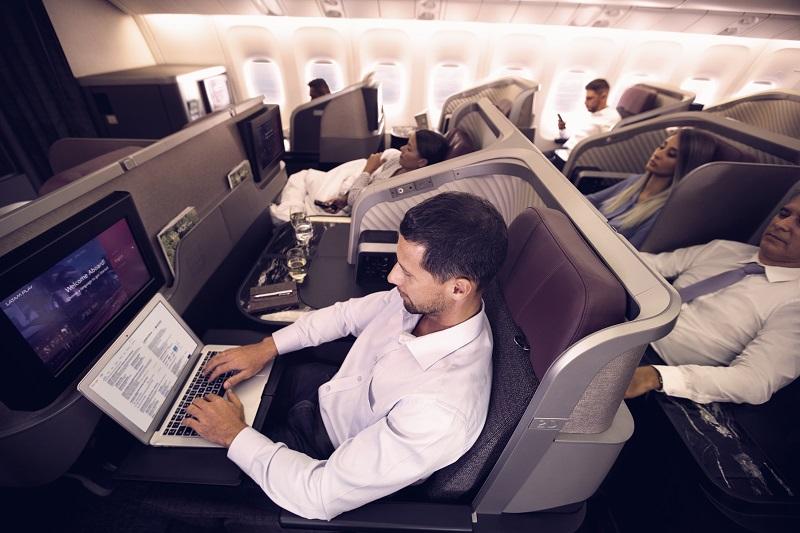 La nouvelle cabine Premium Business de LATAM Airlines - DR Latam