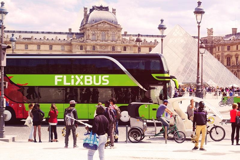 Flixbus proposera son offre de covoiturage de longue distance gratuitement, sans aucune commission - Crédit photo : Flixbus