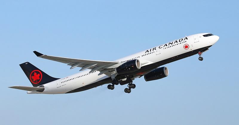 Air Canada dessert huit destinations en France - DR