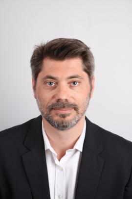 Bertrand Flory - DR