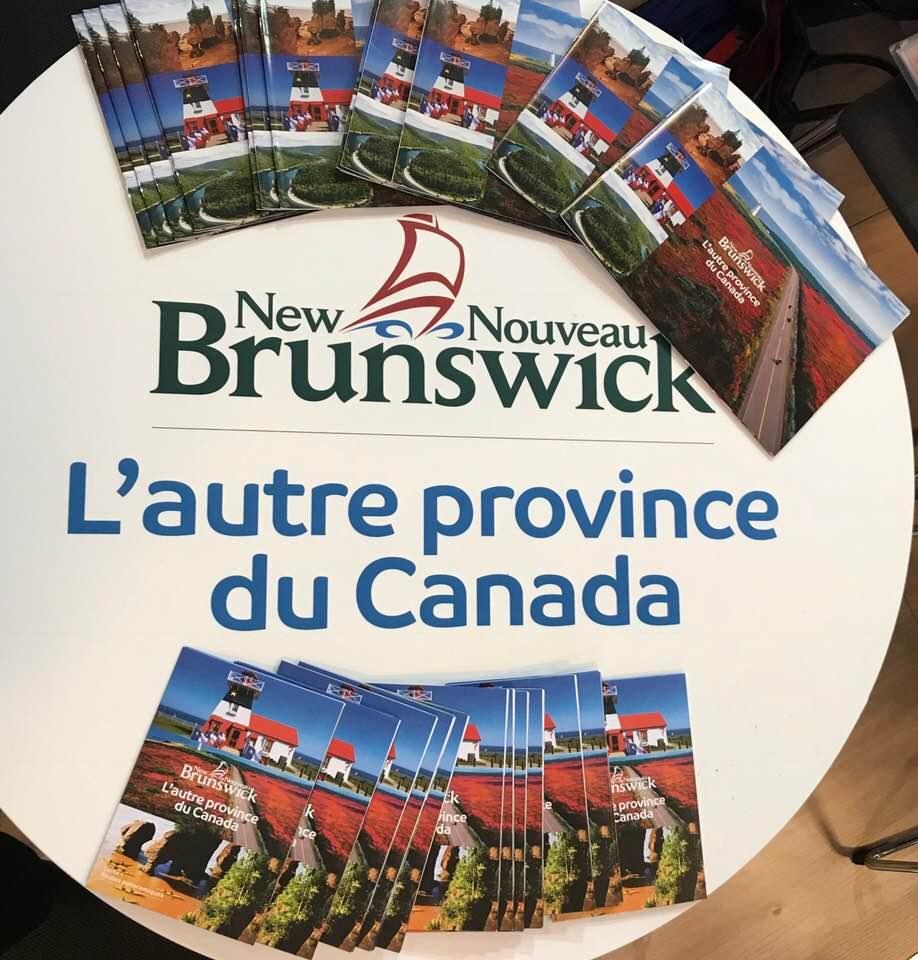 Le Nouveau-Brunswick ne sera plus représenté en France - DR