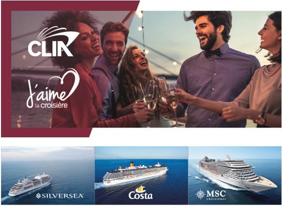 CLIA : les « roadshows » du mois de septembre : 3 dates, 3 villes, 3 navires à visiter !