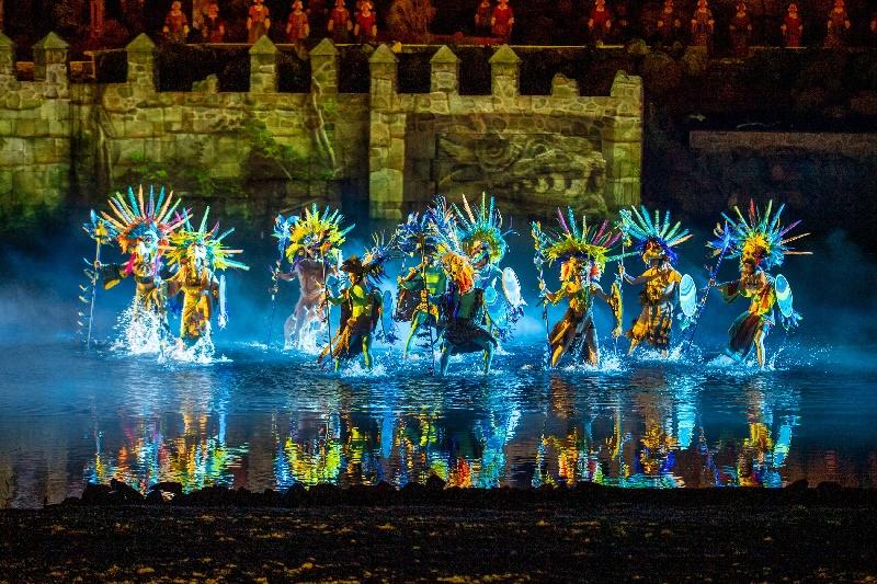 La première du spectacle donné au Puy du Fou en Espagne à Tolède - DR Puy du Fou