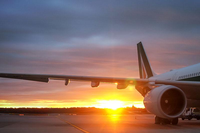 Alitalia devrait reprendre des couleurs cet automne, portée notamment par les américains de Delta © Alitalia