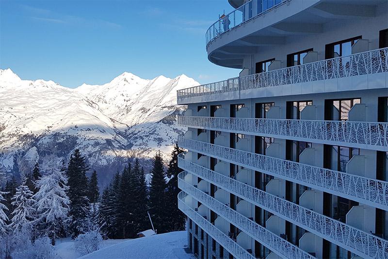 Le Club Med des Arcs Panorama - DR