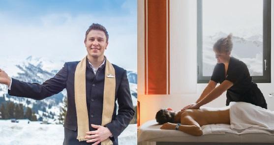 Le groupe recherche plus de 2000 personnes dans plus de 100 métiers dont 1 800 futurs collaborateurs (90%) seront affectés sur l'un des 18 resorts alpins - DR