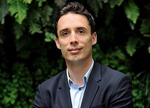Jean-Baptiste Djebbari est  pilote de ligne, et député La République en marche de Haute-Vienne - DR Wikipedia
