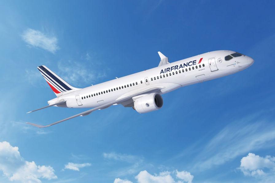 Au moins 60 A220 rejoindront la flotte de la compagnie nationale à partir de 2021 © Airbus