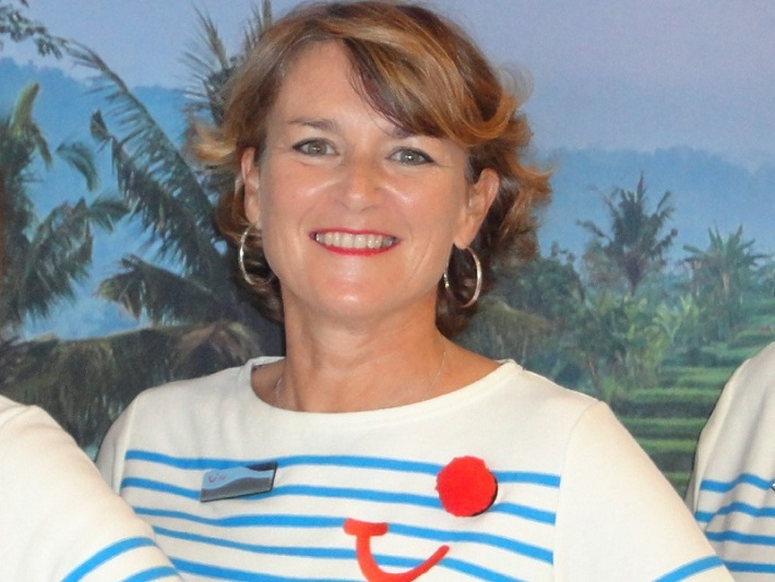 Nicole Le Goff Paugam, coach formatrice chez TUI France - DR