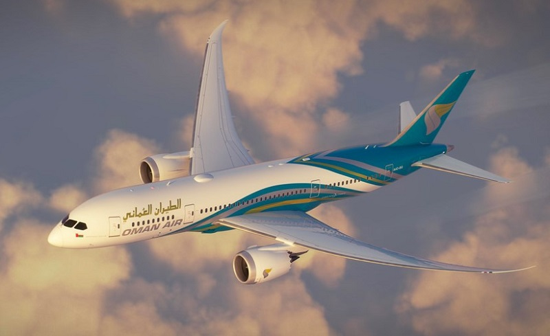 """Oman Air e a décidé de mettre à disposition des agences """"GRMS"""" - Crédit photo : Oman Air"""