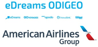 eDreams ODIGEO et American Airlines : nouvel accord de distribution basé sur NDC